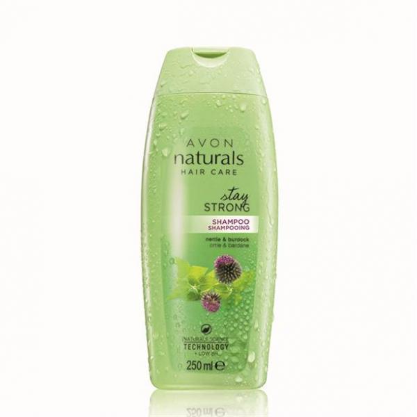 Фото для волос, naturals Шампунь для волос «Фітозміцнення. Крапива и лопух» (250 мл)