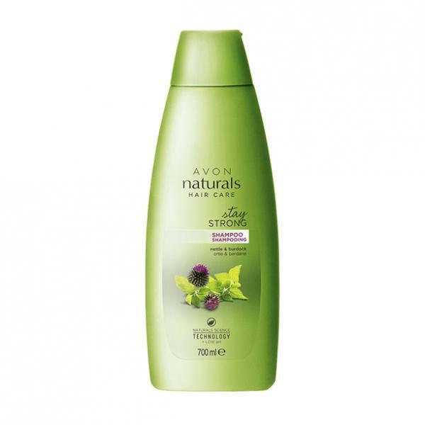 Фото для волос, шампуни и ополаскиватели Шампунь для волос «Фітозміцнення. Крапива и лопух» (700 мл)