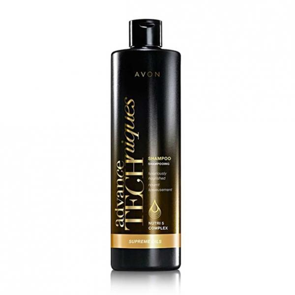 Фото для волос, шампуни и ополаскиватели Шампунь для всех типов волос «Драгоценные масла», 400 мл