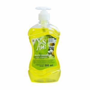 Мыло жидкое Yesли (разный литраж, запах и ЦЕНЫ см. подробнее)