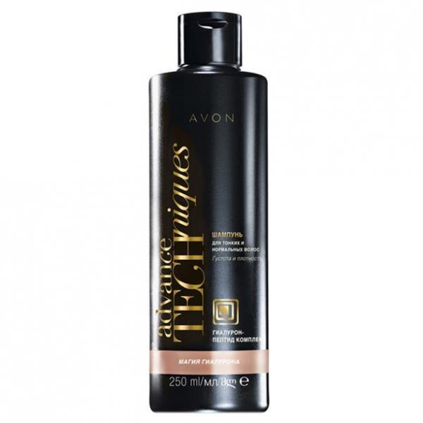 Фото для волос, шампуни и ополаскиватели Бальзам-ополаскиватель для тонких и нормальных волос «Магия гіалурону» (250 мл)