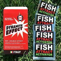 DYNAMITE EFFECT - Активатор Клёва (Динамит Эффект), 5 пакетиков по 5 гр