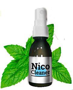 Nico Cleaner - спрей для очистки лёгких от табачного дыма (Нико Клинер), 30 мл