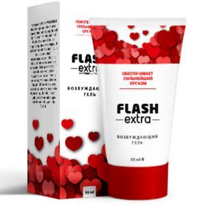 FLASH EXTRA - Возбуждающий гель (Флеш Екстра) 50 мл