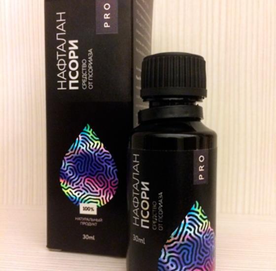 Нафталан Псори PRO - крем-бальзам от псориаза, 50 мл