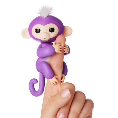 Интерактивная игрушка обезьянка Fingerlings Baby Monkey (Фингерлингс Бейби Манки) Мия