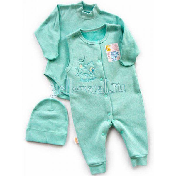 Детские комплекты и пижамы
