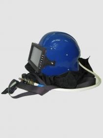Шлем защитный для пескоструйщика Кивер