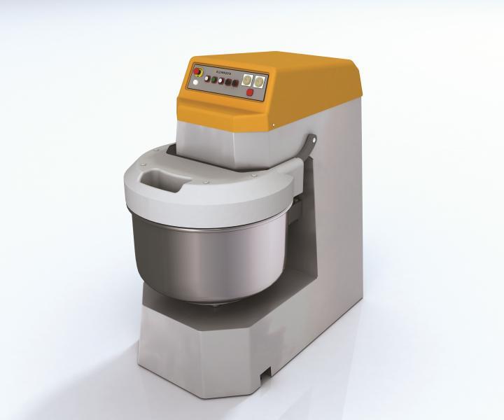 Спиральная тестомесильная машина SP 80