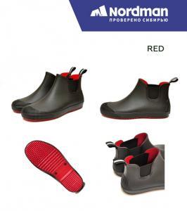 Фото  Резиновые мужские ботинки NordMan Beat ПС30