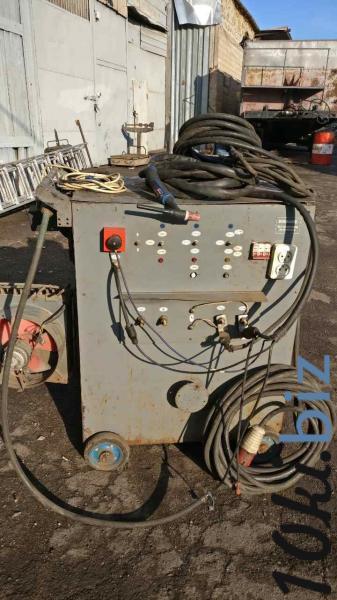 Продам  аппарат для аргонной сварки УАДГ-450