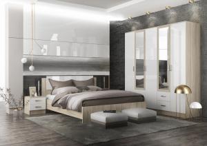 Модульная спальня Софи МДФ (ДСВ)
