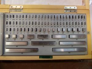Фото Контрольно-измерительный инструмент Меры длинны набор