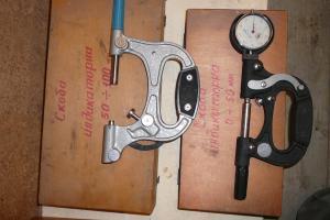 Фото Контрольно-измерительный инструмент Скобы индикаторные 500-100мм