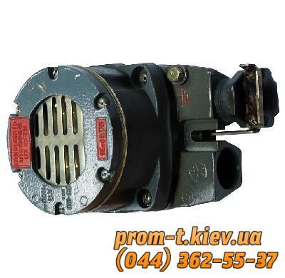 Фото Выключатели концевые, путевые, переключатели, посты кнопочные, кнопки, тумблеры, Сигнальные сирены ПВСС Сирена сигнальная ПВСС-422