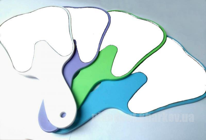 Фото Для стоматологических клиник, Инструменты Зеркало в виде зуба