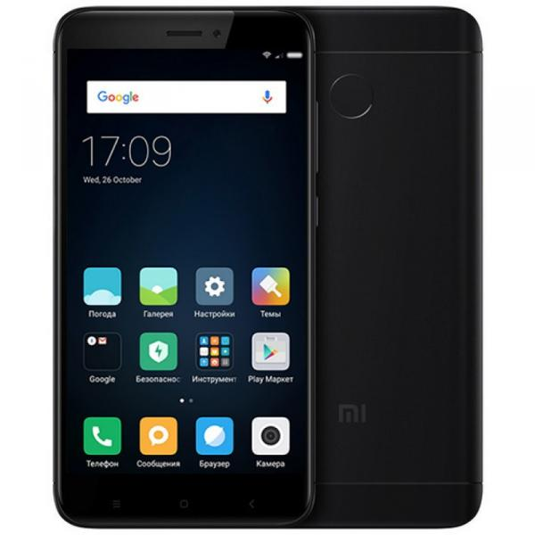 Xiaomi Redmi 4x 2/16 (Черный)