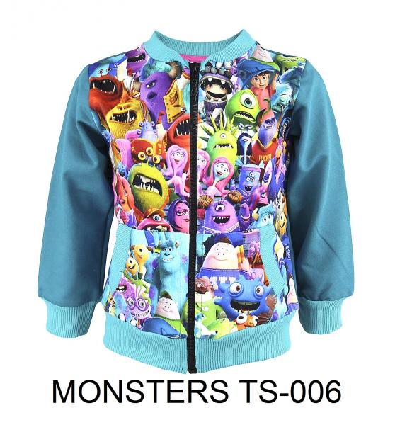 MONSTERS TS-006