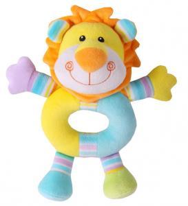 Фото Игрушки для самых маленьких Мягкая игрушка-погремушка