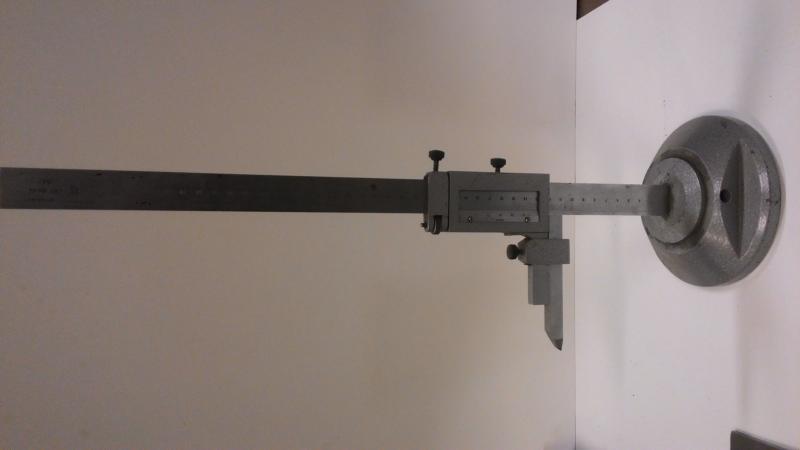 Штанген-рейсмус 400 мм
