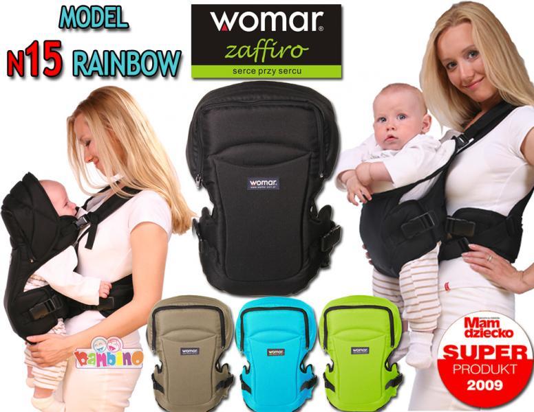 Рюкзак- переноска для детей Rainbow 15 standart оригинал фабричный