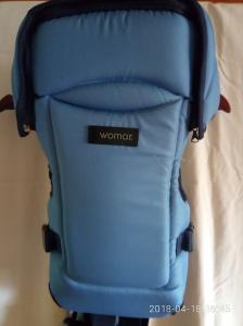 Фото Кенгуру-переноски Рюкзак- переноска для детей Rainbow 15 standart оригинал фабричный