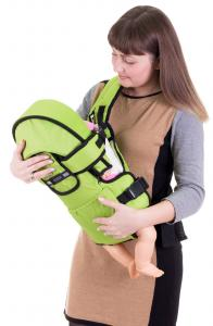 Фото Кенгуру-переноски Рюкзак кенгуру -переноска для детей Womar RAIN 8 standart (оригинал) Польша