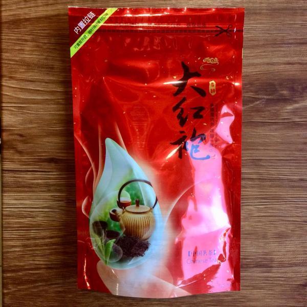 Да Хун Пао (Большой Красный Халат), темный улун. 100 грамм