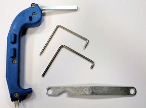 Фото Инструмент для монтажа Комплект регулировочный Мaco.