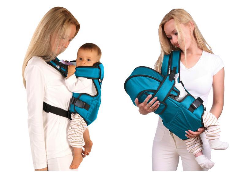 Рюкзак кенгуру -переноска для детей Womar RAIN 8 excluzive (оригинал)