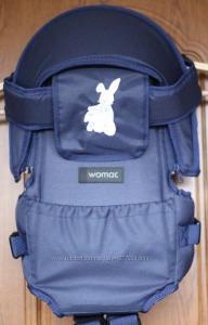 Фото Кенгуру-переноски Рюкзак кенгуру -переноска для детей Womar RAIN 8 excluzive (оригинал)