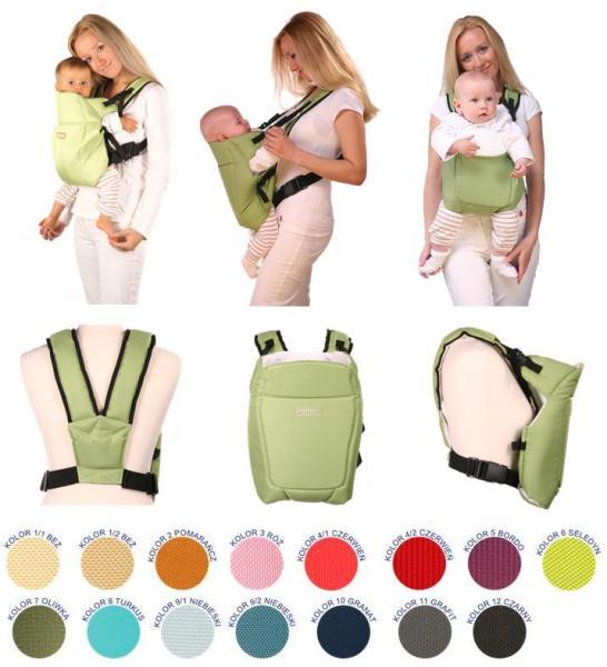 Рюкзак переноска для детей Womar globetroter №7 standart ( оригинал)