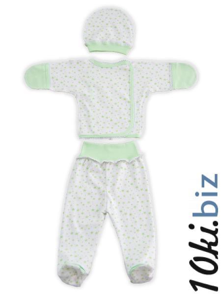 3-ка МАЛИШ КРОШЕТ  купить в Ивано-Франковске - Костюмы и наборы для новорожденных