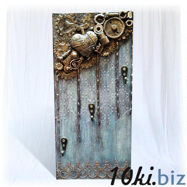 Ключница настенная ручной работы Подарок на день рождения юбилей Ключницы, ящики для ключей в Украине