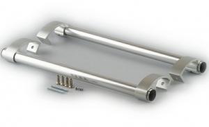 Фото Ручки стационарные для входных дверей Ручка дверная прямая 500 мм.