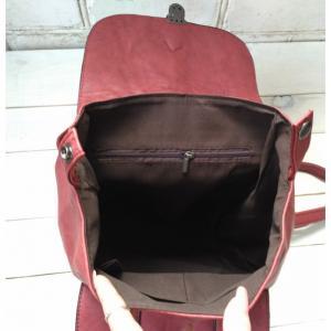 Фото Рюкзаки Арт 9026-2 Рюкзак красный 30х28х14см