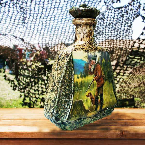 Фото Сувенирные бутылки Подарок мужчине охотнику на день рождения Сувенир для охотника