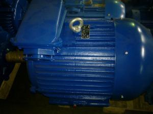Фото  Электродвигатель 55 кВт. 1500 об.м.