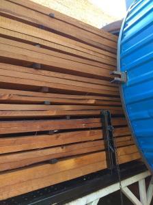 Фото  Камера термической обработки (термо модификации) древесины