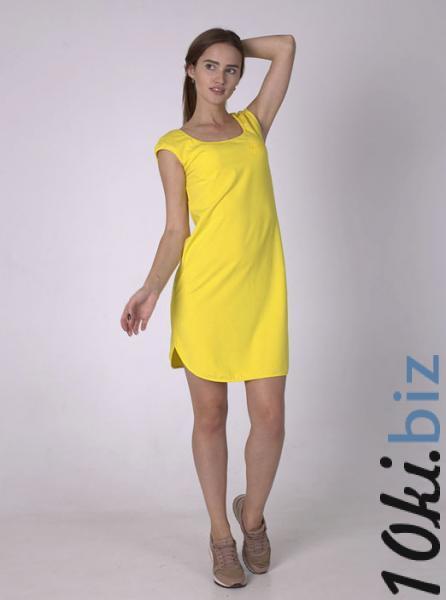Летнее однотонное платье Короткие платья, мини платья в Запорожье