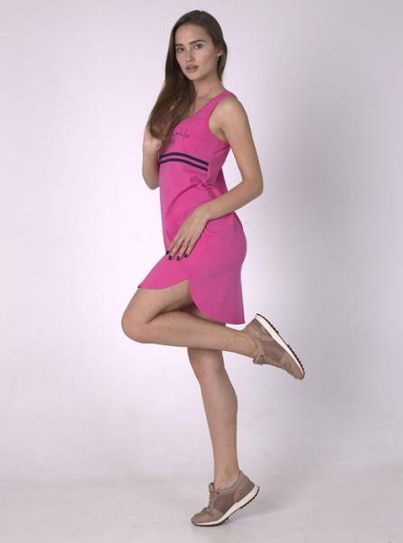 Фото  Летнее спортивное платье
