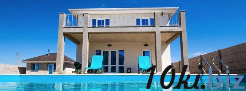 Жилье для отдыха - Евпатория, Молочное дом с бассейном