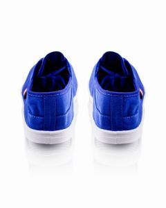 Фото Мужчинам, Мужская обувь, Мужские кеды Синие кеды из текстиля