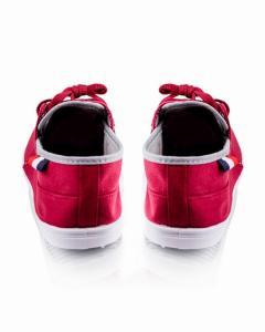 Фото Мужчинам, Мужская обувь, Мужские кеды Красные кеды
