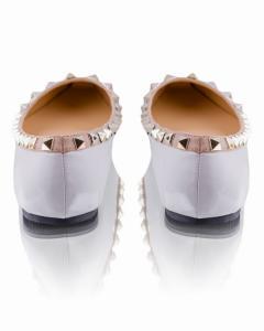 Фото Женщинам, Женская обувь, Женские балетки Лаковые балетки с острым носочком