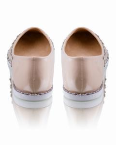 Фото Женщинам, Женская обувь, Женские балетки Лаковые балетки со стразами