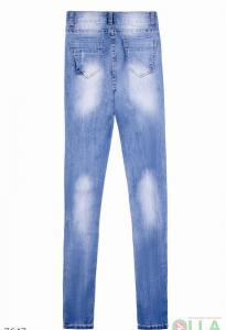 Фото Женщинам, Женская одежда, Женские джинсы Женские светлые джинсы