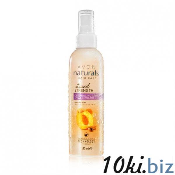 Бальзам-спрей для волос «Абсолютная сила. Абрикос и масло ши», 250 мл Лосьоны для волос в ТЦ «Шок» (Харьков)