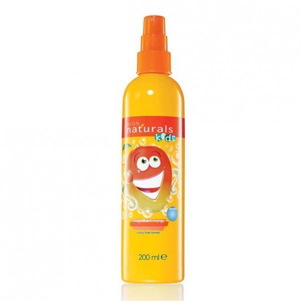 Детский спрей для облегчения расчесывания волос «Игривое манго», 200 мл