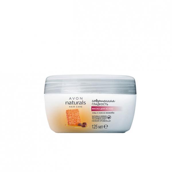 Фото для волос, naturals Маска для волос «Совершенная гладкость. Мед и масло жожоба» (125 мл)